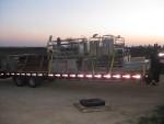 Crates headed to Lubbock Texas