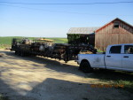 load headed out to Bangs, Poteet, Devers, & Cleveland Texas