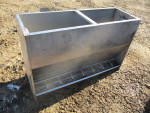 "pic 2 of 3 -6 left  units -  48"" long nursery feeders feeders $90 each"