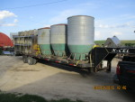 Load headed to little Falls NY - 39 feeders and 4 waters