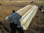 10ft 6 inch rails At $11 each
