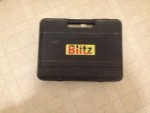 A Blitz retractable bolt euthanizing tool that goes for $330 new, asking $160.