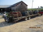 pens headed to Rowley IA