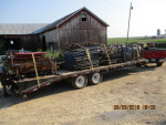 20 farrowing pens headed to Rowley IA
