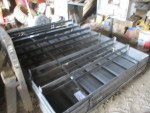 12 23 2019 - 5 flush pans and frames to Bakersfield CA