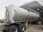 94 warren bulk feed trailer, newer bottom and vertical augers, 24 ton, 8 bins $12,500