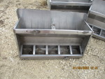 """picture 9 of 9 - there are 8 of these smidley single sided nursery feeders 30"""" long, 10 1/2"""" deep by 20"""" tall -$80 each"""