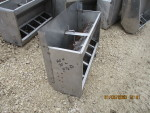"""picture 8 of 9 - there are 8 of these smidley single sided nursery feeders 30"""" long, 10 1/2"""" deep by 20"""" tall -$80 each"""