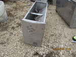 """picture 6 of 9 - there are 8 of these smidley single sided nursery feeders 30"""" long, 10 1/2"""" deep by 20"""" tall -$80 each"""