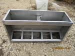 """picture 5 of 9 - there are 8 of these smidley single sided nursery feeders 30"""" long, 10 1/2"""" deep by 20"""" tall -$80 each"""