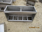 """picture 3  of 9 - there are 8 of these smidley single sided nursery feeders 30"""" long, 10 1/2"""" deep by 20"""" tall -$80 each"""