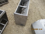 """picture 2 of 9 - there are 8 of these smidley single sided nursery feeders 30"""" long, 10 1/2"""" deep by 20"""" tall -$80 each"""