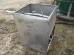 "pic 3 of 4 - 3 smidley double sided feeders @ $65 each 18"" wide by 20"" deep by 28"" tal"