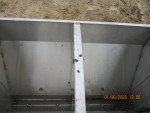 "pic 1 of 4 - 48"" long Seven  thorp feeders by 28"" wide by 36 "" tall @ $150 each"