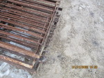 "Pic 3 of 6 - 6 gates - 33 1/2 "" tall  by 83""  long  @ $20 each"