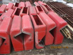 "pic 3 of 3 - 27 feeders - 24"" Kane single sided feeders - $80 each"