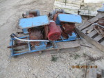 motor and gear box assembly - $200