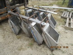 picture 1  8 sow feeders $25 each - not perfect