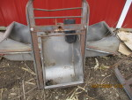 pic 4 of 4 sow feeders with head gates at least 25 - $30 each discounts available