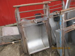 pic 2 of 4 sow feeders with head gates at least 25 - $30 each discounts available