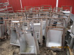 pic 1 of 4 sow feeders with head gates at least 25 - $30 each discounts available