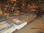 4 pallets - 10 crates and floors to Talent Oregon on yrc  frt