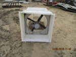 1 prudent fan left  110 volt with hoods - $125  picture 1