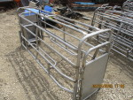 PIC 3 OF 10 - We have 200 of these crates available.  Anti crush bars  These bow bar crates are all stainless $270 each add $60 for new PVC -  I have some used PVC dividers to help save  on costs