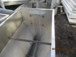 "2 left - 4 hole Thorp double sided feeders 40"" W by 36T by 24"" W  -$140 each"