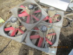 "5 - Multi fan - 4E50 20"" rough - $40 each   pic 2"
