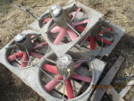 "5 - Multi fan - 4E50 20"" rough - $40 each  pic 1"