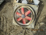"1 - Multi fan M4E40Kom60100  1635 RPM 16"" diameter $100"