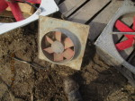 "pic 1 1 - Multi fan 4F25 10"" diameter 240 volt - $100"
