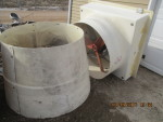 """pic 1 -- 2 - 36"""" 850 Rpm  Hire hand 1/3 hp  42 1/2"""" rough opening  $200 each"""