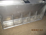 """pic 1 - 4 left  pieces 70"""" feeders at $200 each"""