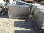 "pic 1 - only 10 left  50"" double side grower feeders 31"" tall by 25' wide @ $150 each"