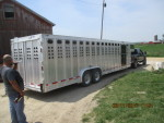 50 feeders to Angola IN