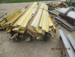 Still some left to Ray in Laurens Iowa   About 90 rails @ 10 ft long at $10 each