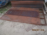 This combination of floor and cast iron is $230 each 4 left