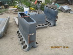 "plastic feeders . 2 36"" Double sided feeders  - $40 each"
