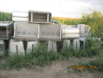 """only about 9 left   - 40"""" double sided grower feeders left at $140 each"""