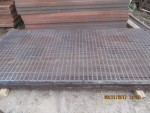 01 26 18 pic 6 - 6 left  - 5 by 10 coated self support flooring - $110 each
