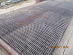 01 26 18 pic 3 - 6 left  - 5 by 10 coated self support flooring - $110 each