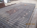 01 26 18 pic  2 - 6 left  - 5 by 10 coated self support flooring - $110 each