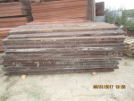 01 26 18 pic 1 -6 left - 5 by 10 coated self support flooring - $110 each
