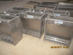 7 grower select nursery feeders - $90 each double sided