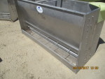 """Sold to Kevin in KY  Pic 2  - 3 left  units . hog slat 70"""" Double sided - Stainless steel - $150 each"""