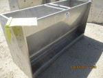"""Sold to Kevin in KY  Pic 3  - 3 left  units . hog slat 70"""" Double sided - Stainless steel - $150 each"""