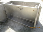 "pic 3 - One 50 "" double sided turn buckle Stainless steel feeder  - $150"