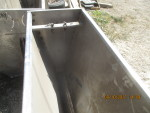 "pic 2 - One 50 "" double sided turn buckle Stainless steel feeder  - $150"